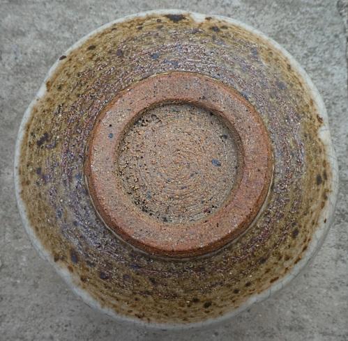 Crackle glazed stoneware vase Mv_b10