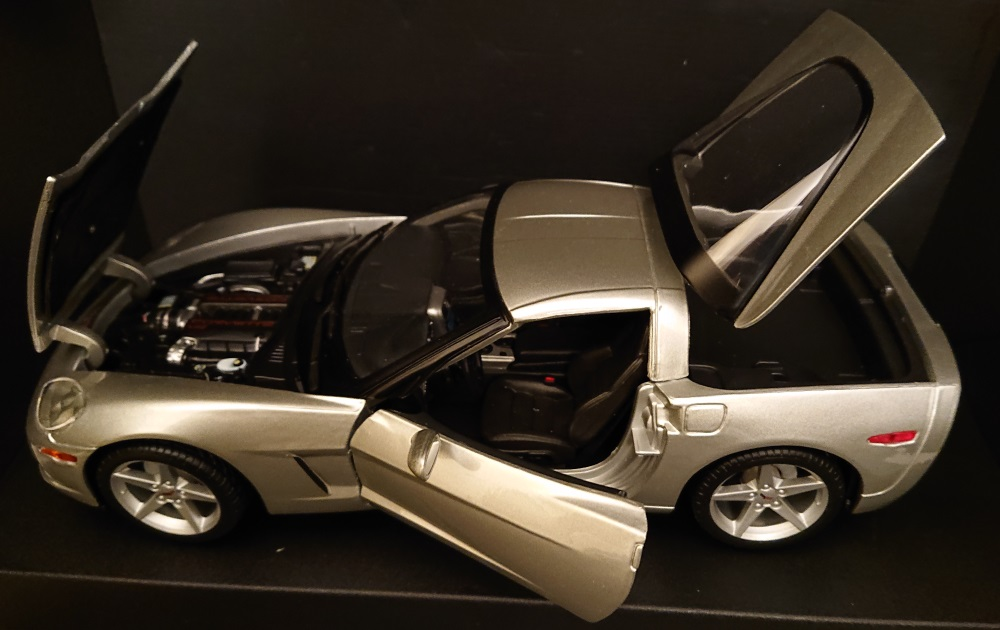 miniatures corvette - Page 6 Vette410