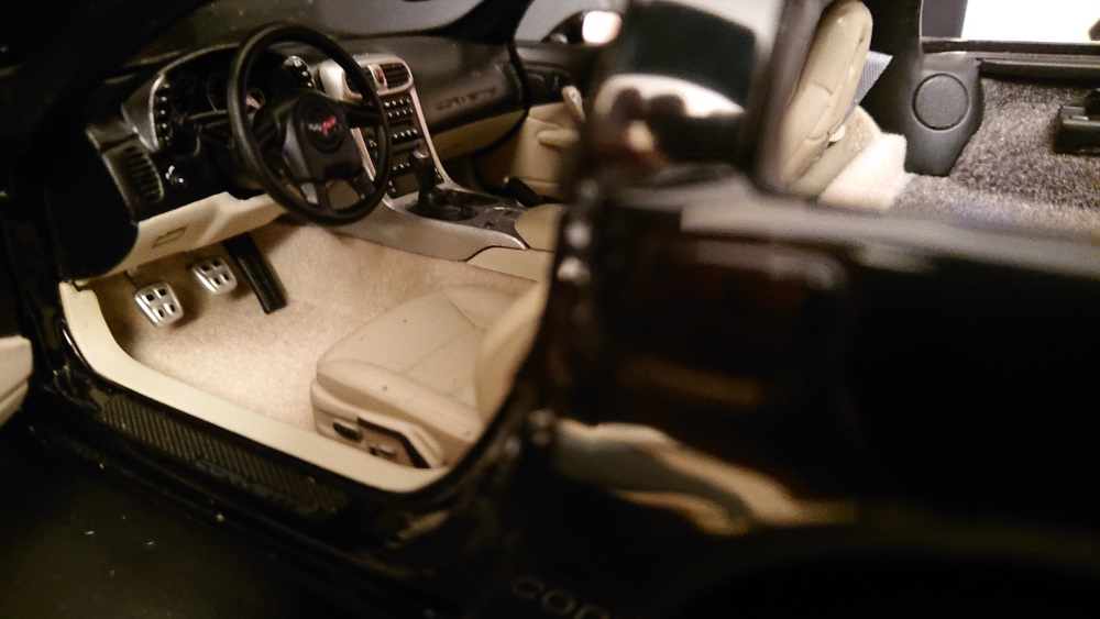 miniatures corvette - Page 6 Vette910
