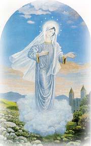Apparition de la Vierge à Medjugorje Medj10