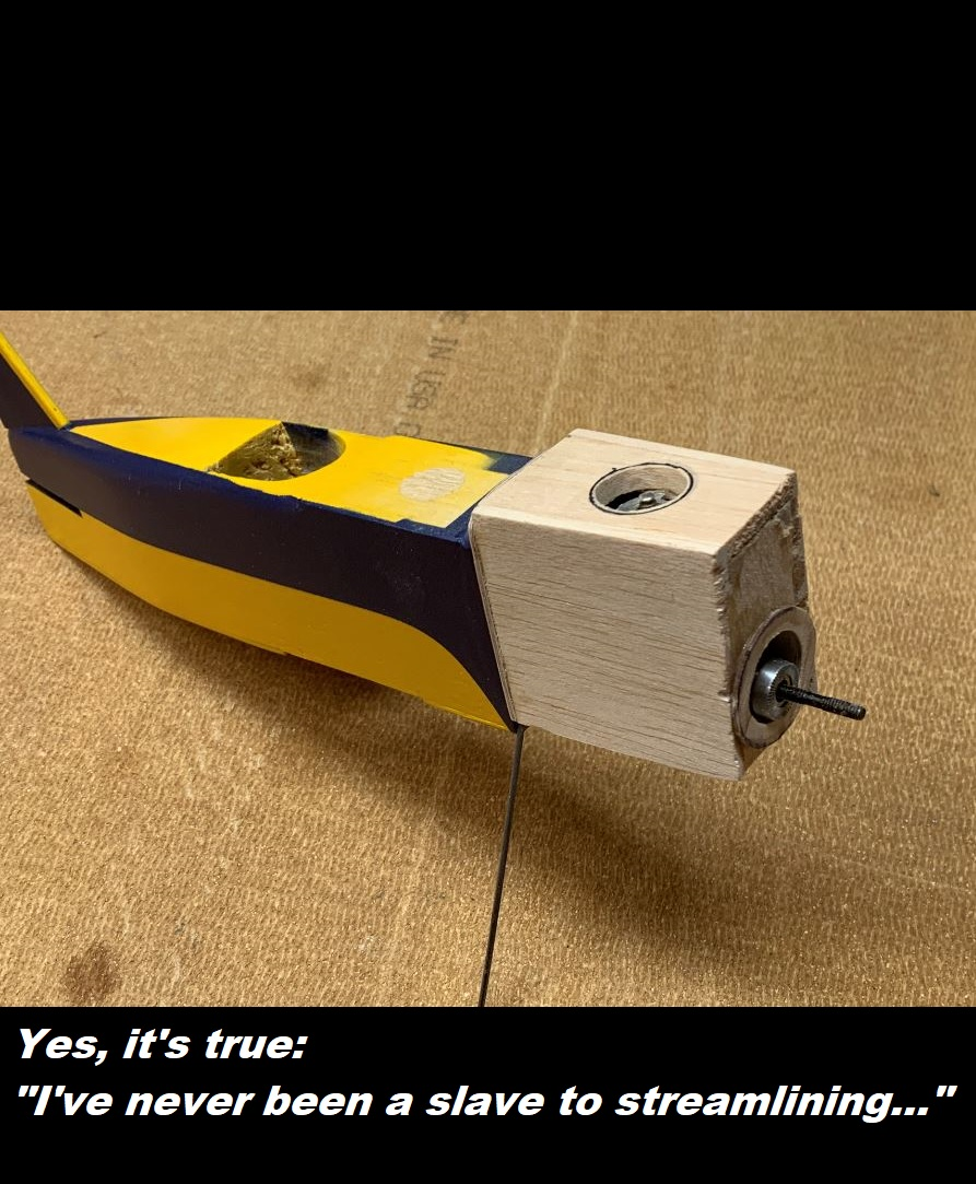 "Scientific ""Thunderbird""...using Jim's for Inspiration! 0_026"