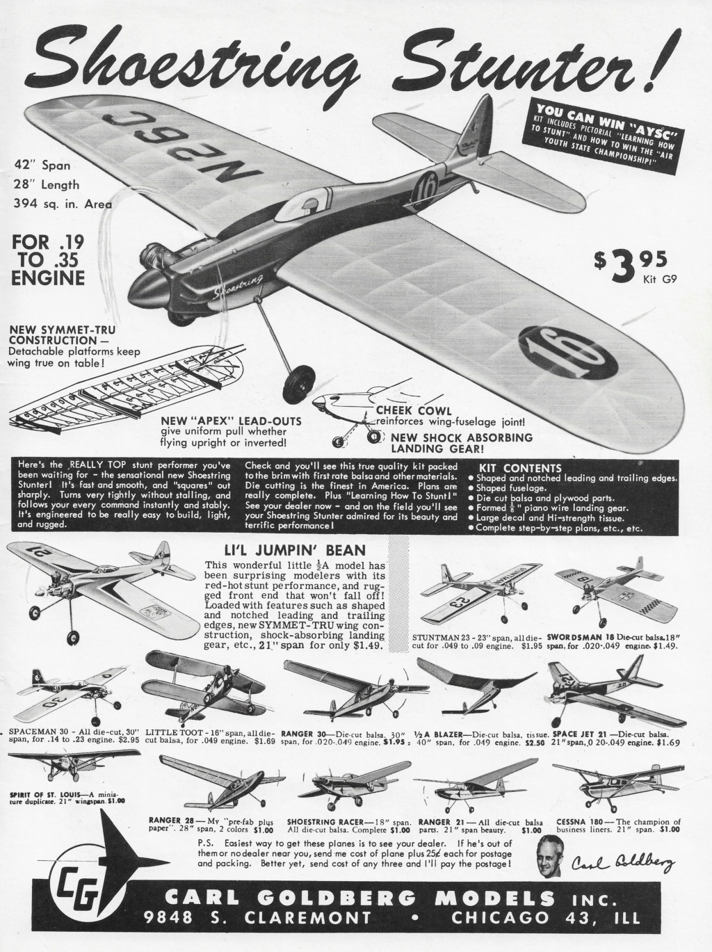 More Rattling from My Facebook Page:  The Carl Goldberg Shoestring Profile Stunter  0_032