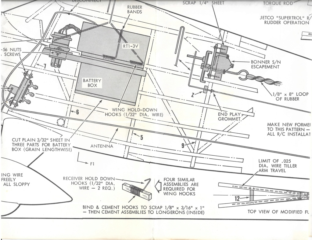 "Jetco Rearwin ""Speedster"" Plan Sheet A 0_1411"
