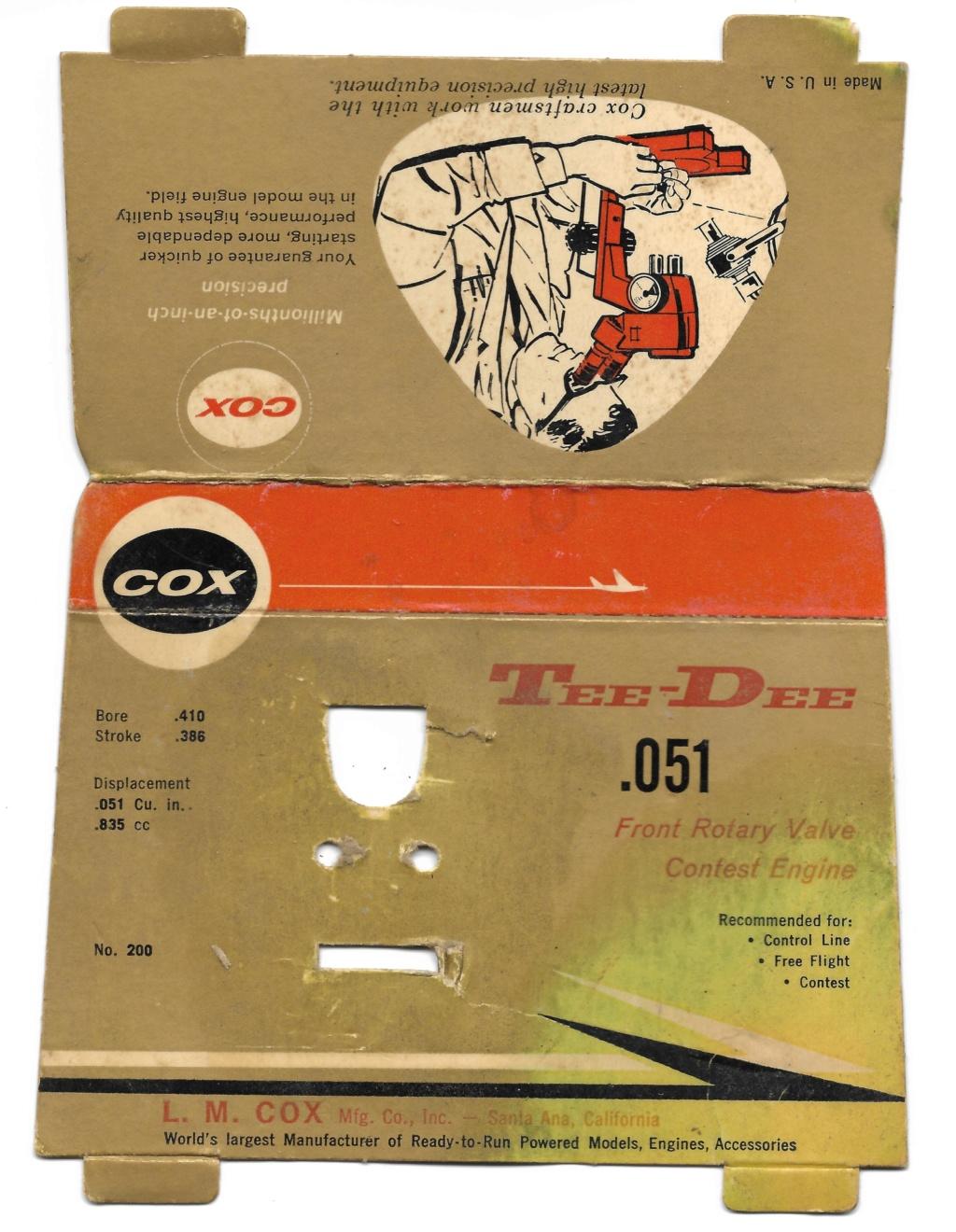 Display Card for Tee Dee .051 0_213