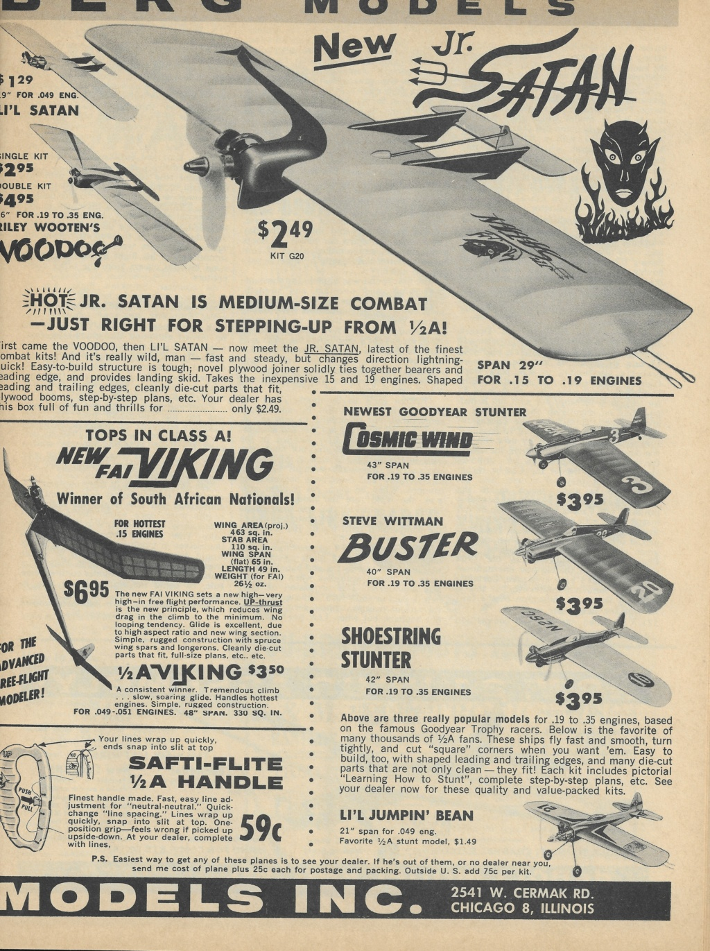 More Rattling from My Facebook Page:  The Carl Goldberg Shoestring Profile Stunter  0_3_go11