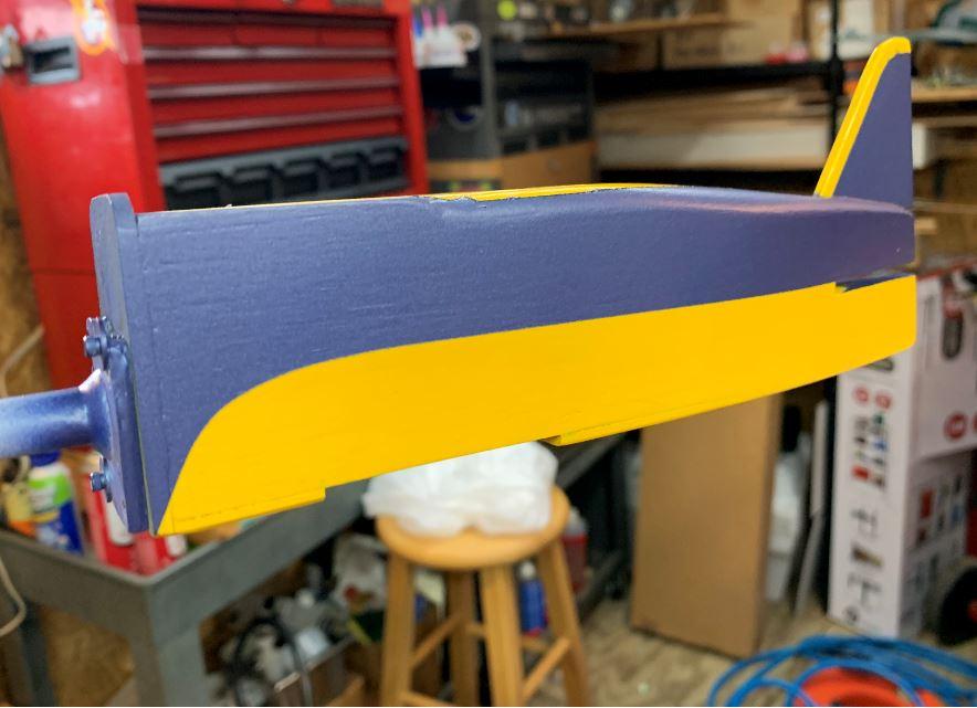 "Scientific ""Thunderbird""...using Jim's for Inspiration! 11_213"
