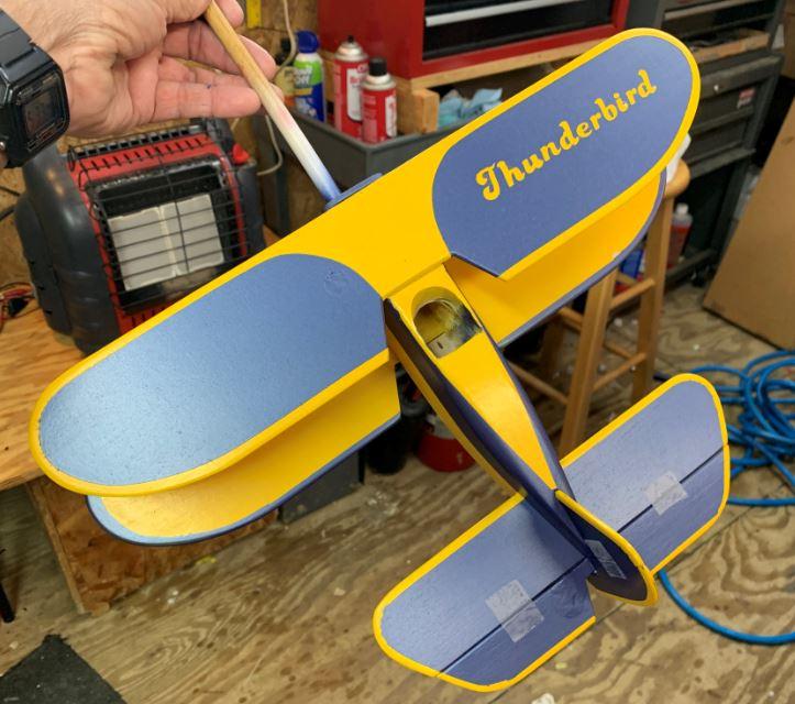 "Scientific ""Thunderbird""...using Jim's for Inspiration! 11_311"