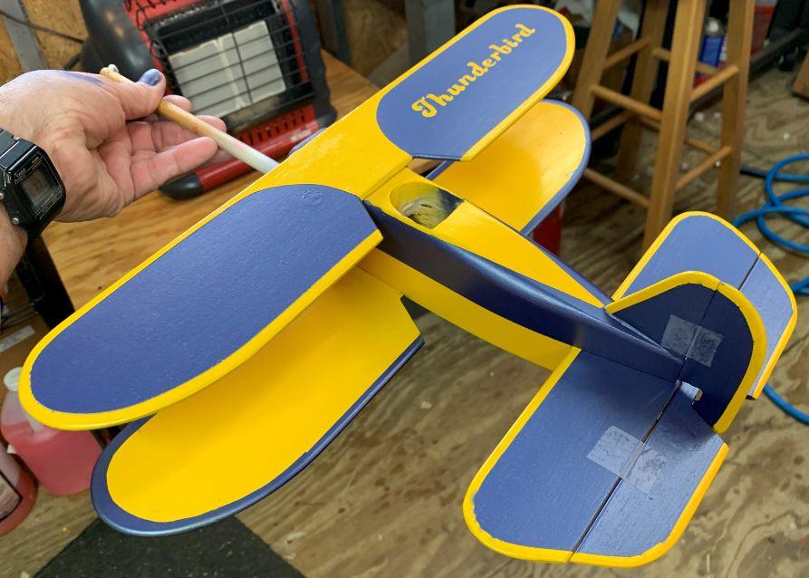 "Scientific ""Thunderbird""...using Jim's for Inspiration! 11_410"