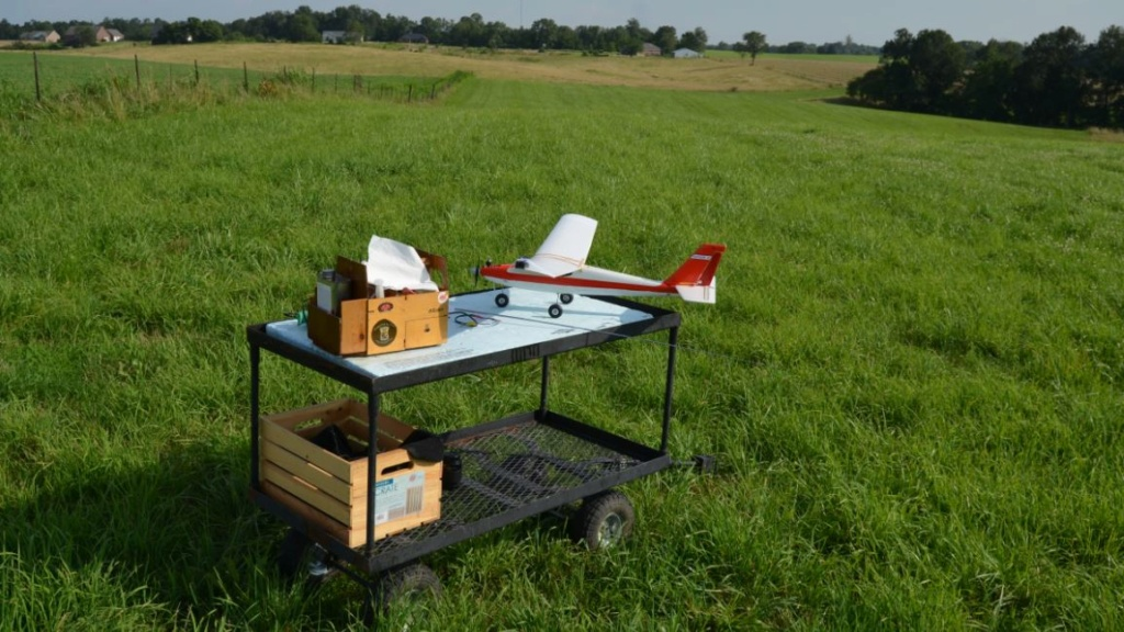 "Carl Goldberg ""Ranger 42"" is ready for the 30th S.M.A.L.L. Fly ! 12_24"