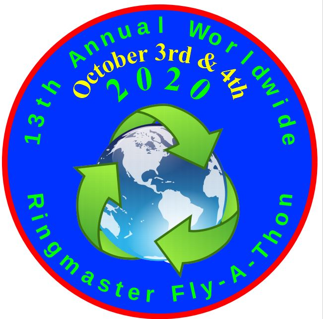 """The 2020 """"World Wide Ringmaster Fly-a-Thon""""  October 3rd & 4th. 1_167"""