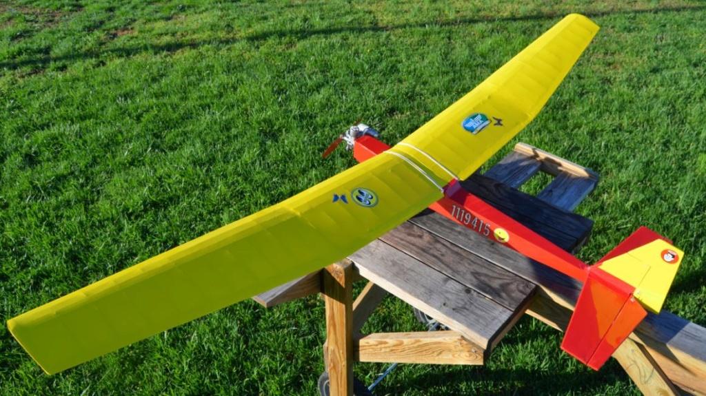 Another Plane for this year's S.M.A.L.L. Fly-In 1_54