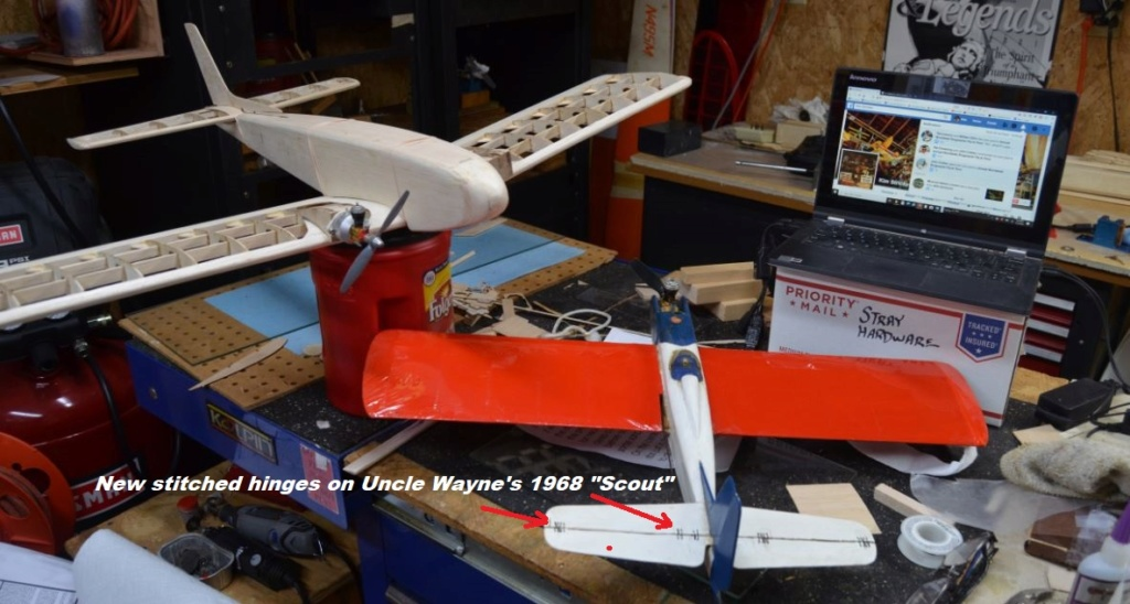 More Work on the Jr. Skylark-Still Clear Doping, But Getting Ready for Color  22_18