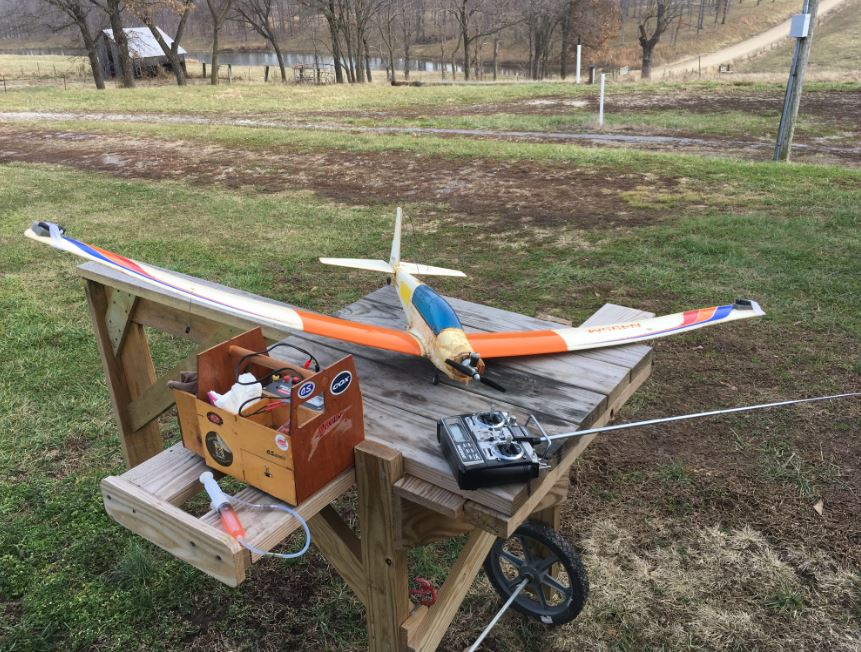 Flying Neal's Sportavia 2_55