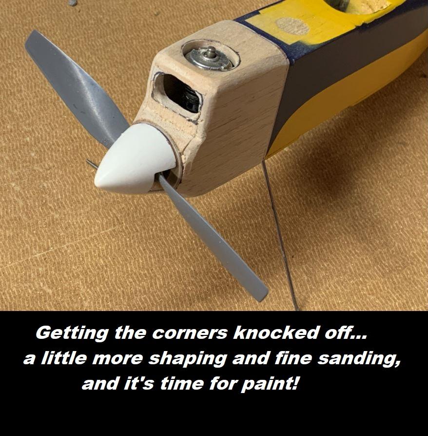 "Scientific ""Thunderbird""...using Jim's for Inspiration! 4_129"