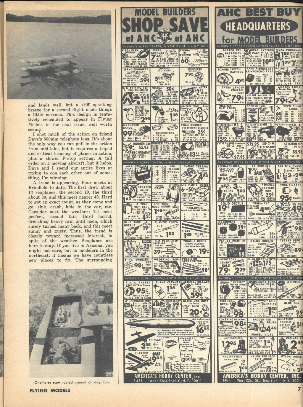 "Old Magazine Morning...""Another Model Airplane Hero"": Don McGovern's 'All Wet' column Flying Models 8/68 - Page 2 4_51"