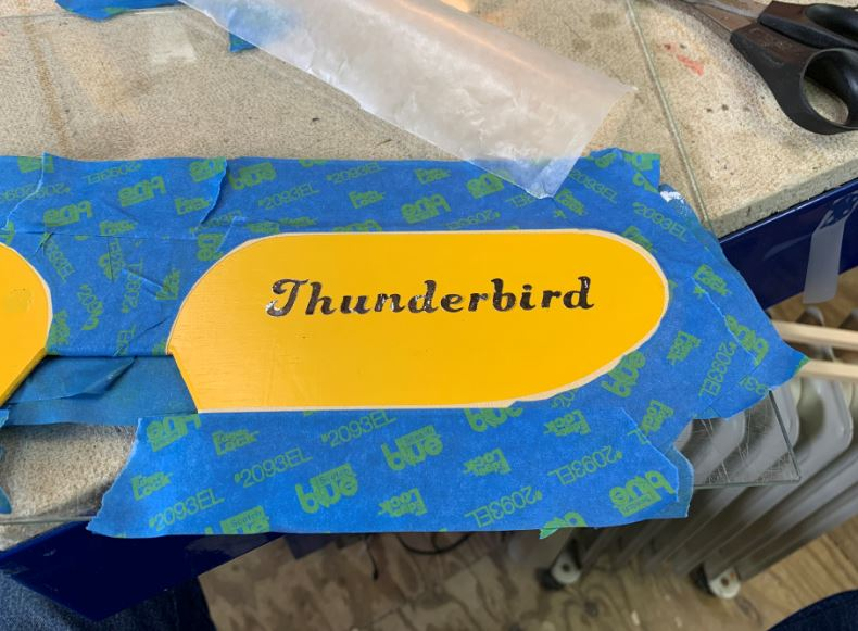 "Scientific ""Thunderbird""...using Jim's for Inspiration! 4_60"