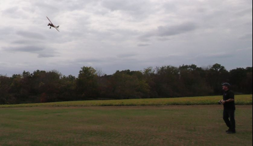 Tony (xplaneguy) Visits with the Breezy Hill Flyers 4_69
