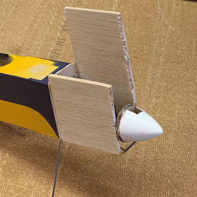 "Scientific ""Thunderbird""...using Jim's for Inspiration! 5_51"