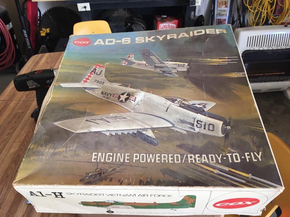 Cox Skyraider for Sale 6_27