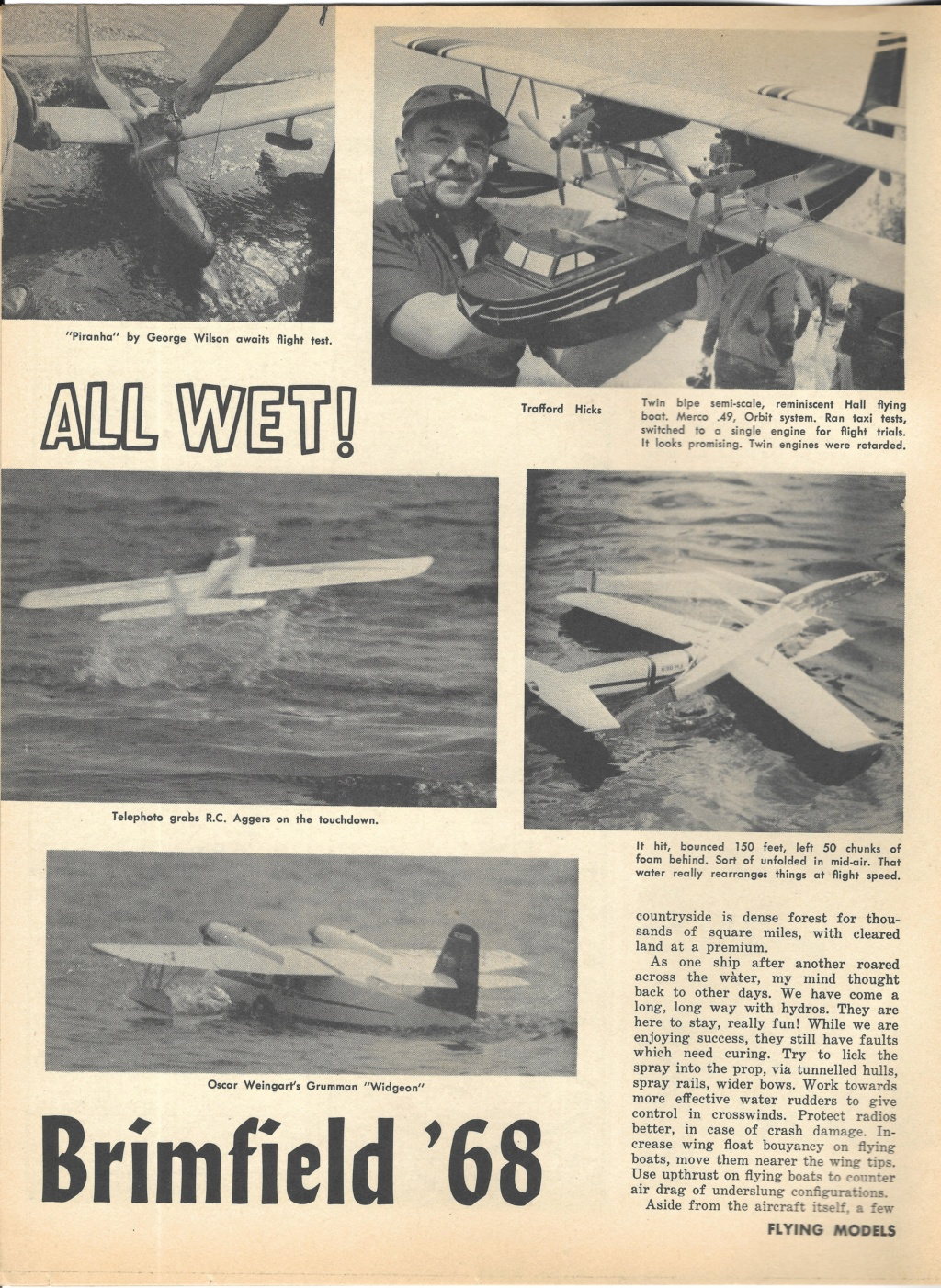 "Old Magazine Morning...""Another Model Airplane Hero"": Don McGovern's 'All Wet' column Flying Models 8/68 - Page 2 6_37"