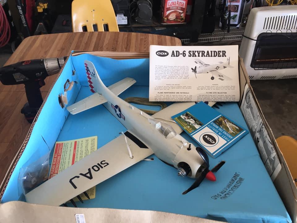 Cox Skyraider for Sale 7_30