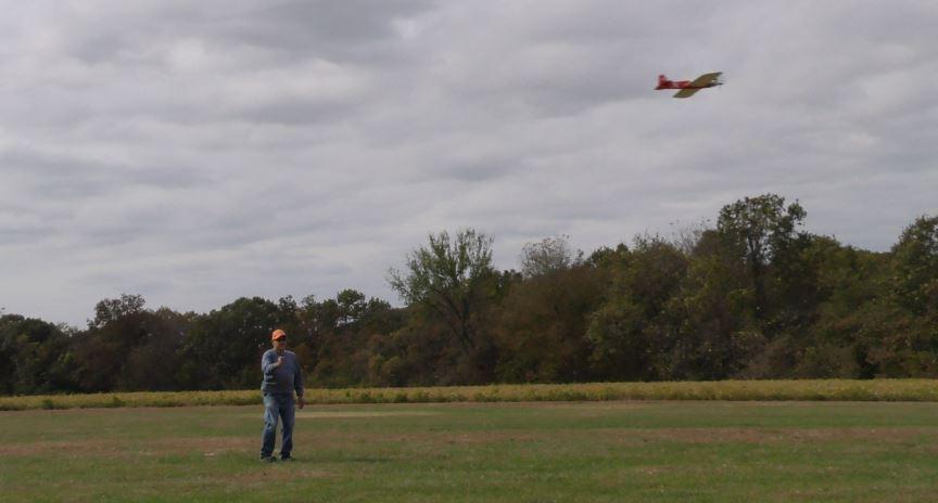 Tony (xplaneguy) Visits with the Breezy Hill Flyers 8_44