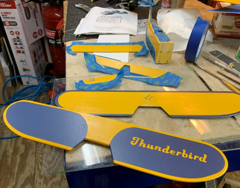 "Scientific ""Thunderbird""...using Jim's for Inspiration! 9_33"