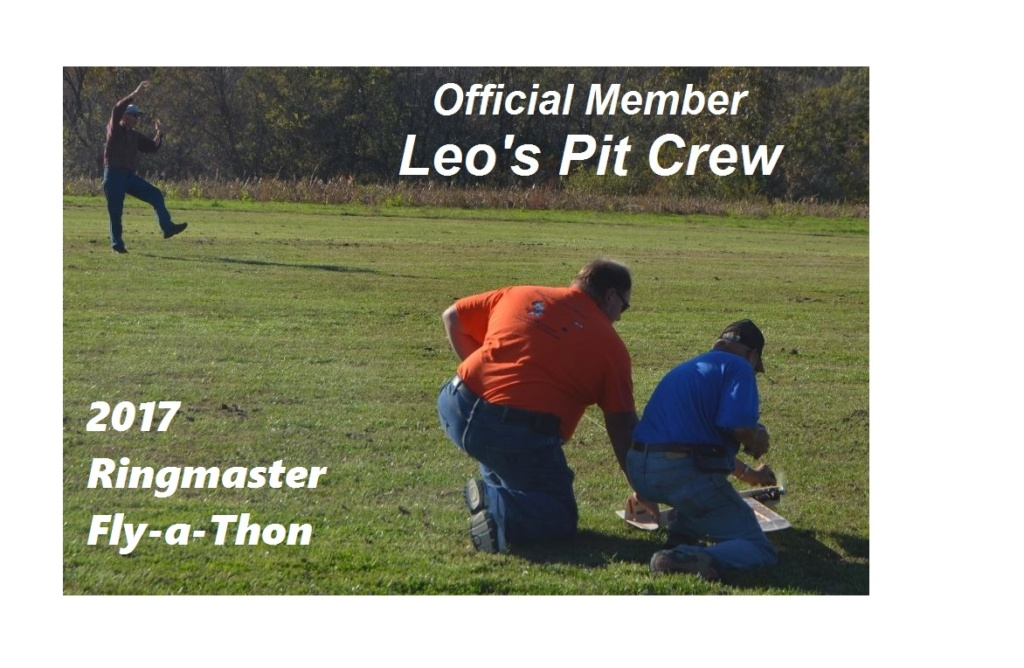 """The 2020 """"World Wide Ringmaster Fly-a-Thon""""  October 3rd & 4th. Leo_s_10"""