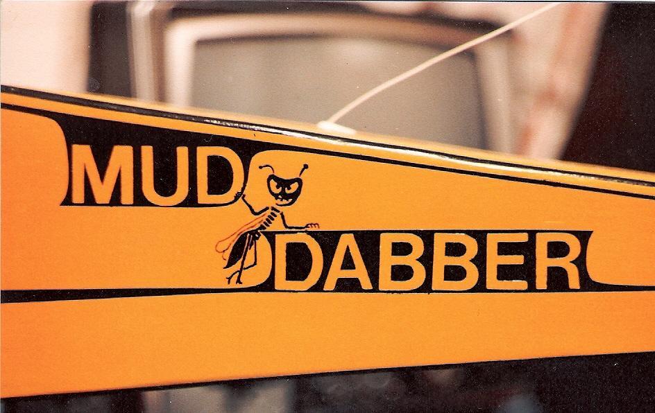 """Mud Dabber Days"" Mud_da11"