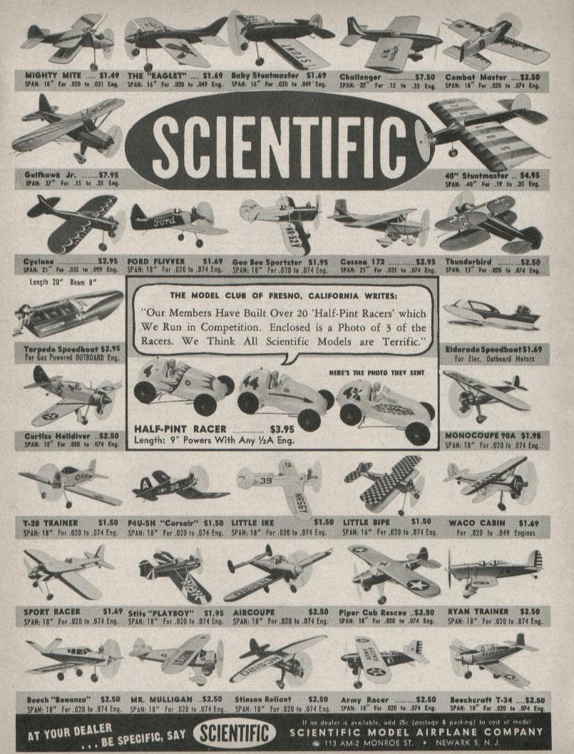 "Scientific ""Thunderbird""...using Jim's for Inspiration! Scient15"