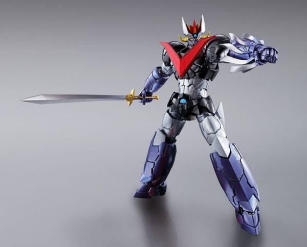 Great mazinger metal build.  15562635