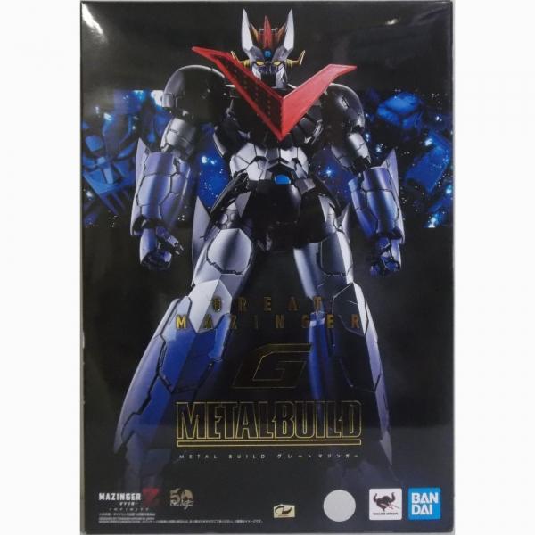 Great mazinger metal build.  15562636