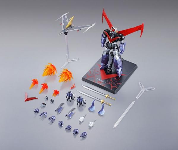 Great mazinger metal build.  15562637