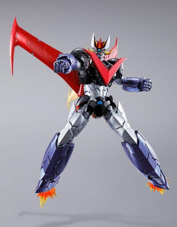 Great mazinger metal build.  15562638