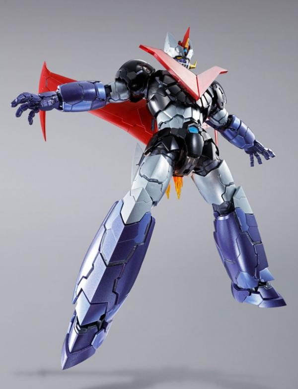 Great mazinger metal build.  15562639
