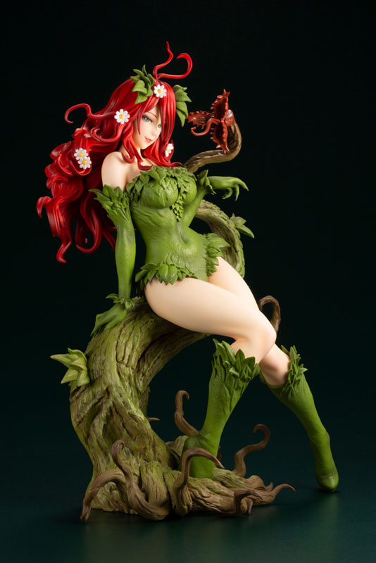 Dc comics. Bishoujo batman. Poison ivy returns.  15676611