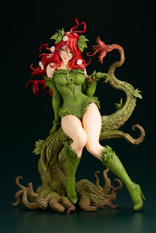 Dc comics. Bishoujo batman. Poison ivy returns.  15676613