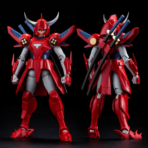 Samurai troopers rekka no ryo action figure 15704211