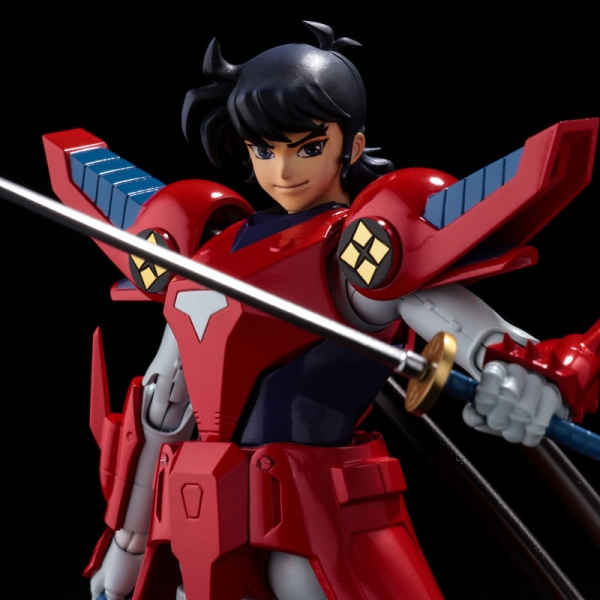 Samurai troopers rekka no ryo action figure 15704214