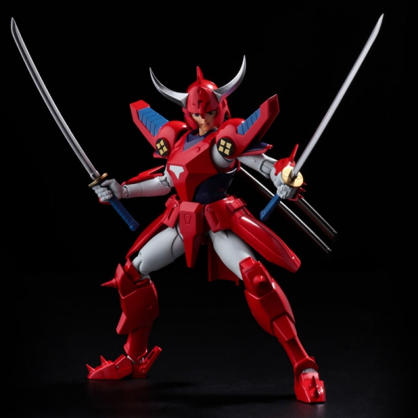 Samurai troopers rekka no ryo action figure 15704219