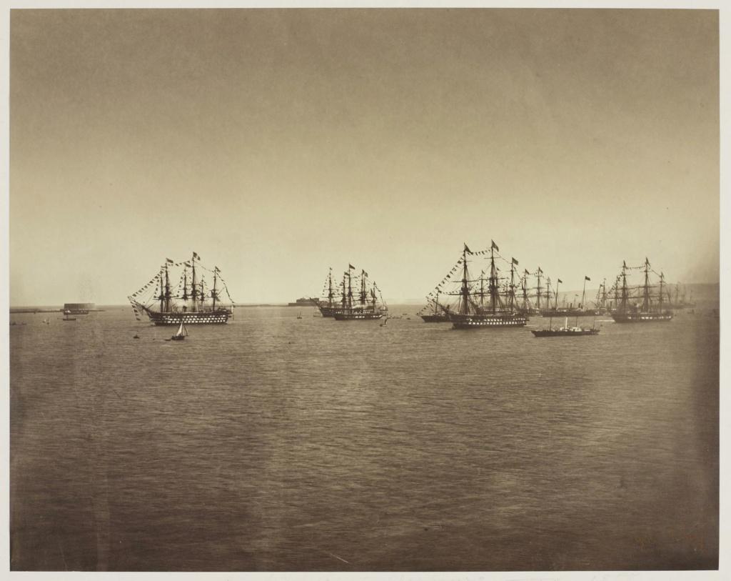 Cherbourg en 1858 Britis10