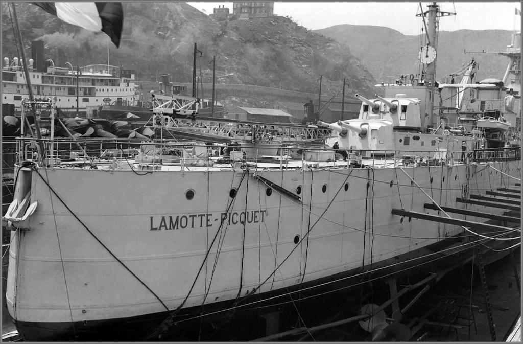 Croiseurs français  - Page 10 Lamott10