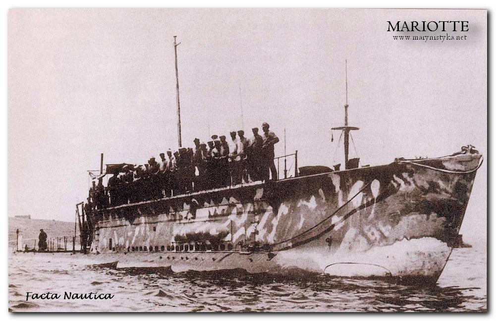 Sous-marin Mariotte Mariot15