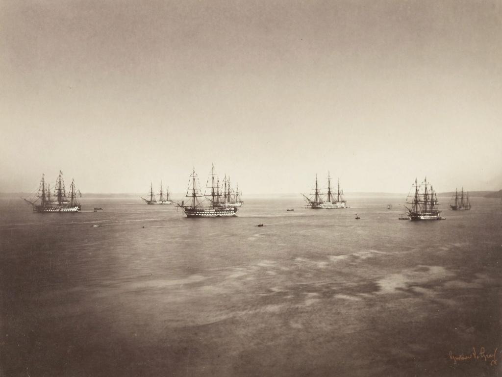 Cherbourg en 1858 The_fr10