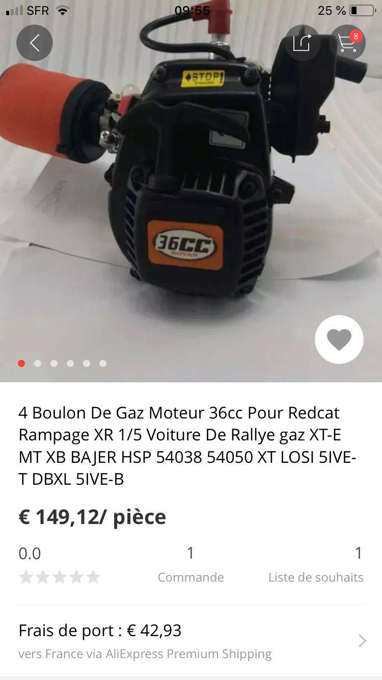 Bajer 5 b 4 WD HSP 30 cc 15290410