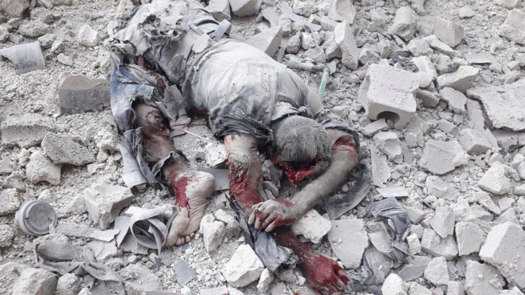 صورمؤلمة لشهداء مجزرة عفرين ١٨+ وكاميرات المراقبة ترصد المفخخة 2fb2df10