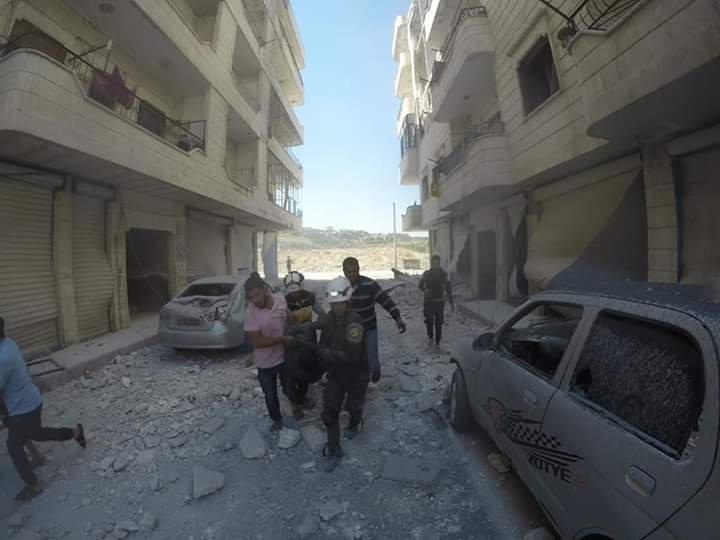 عاجل مجزرة جسر الشغور ١٠/٧/٢٠١٩ 56c30710