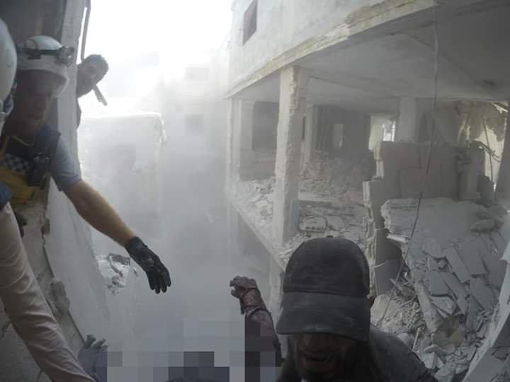 عاجل مجزرة جسر الشغور ١٠/٧/٢٠١٩ 89de2a10