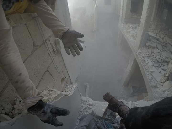 عاجل مجزرة جسر الشغور ١٠/٧/٢٠١٩ Ae515010