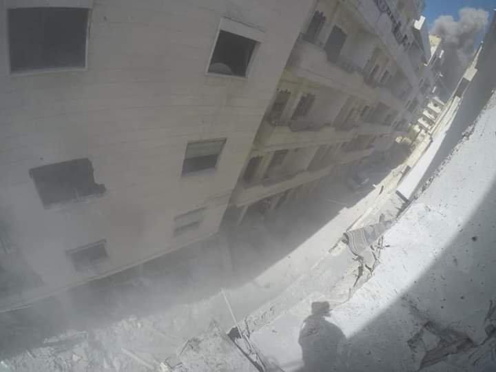 عاجل مجزرة جسر الشغور ١٠/٧/٢٠١٩ Ceff9210